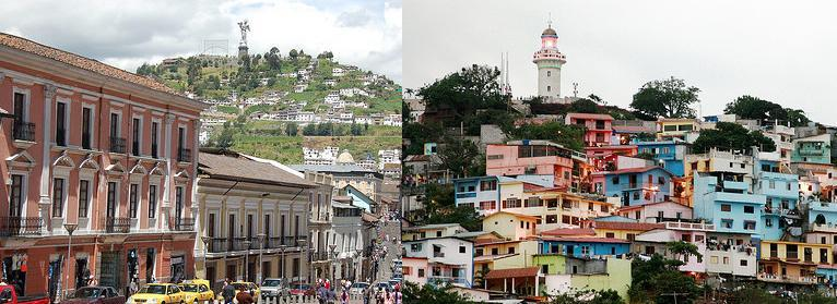 Vuelos Quito Guayaquil