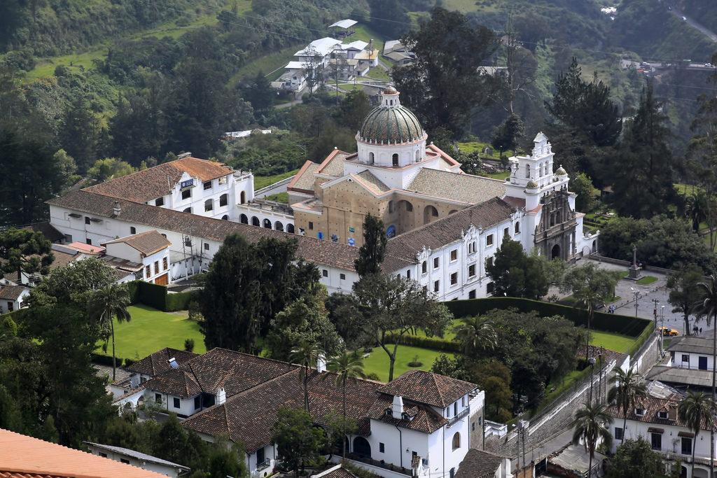 Iglesia y Santuario de Guápulo