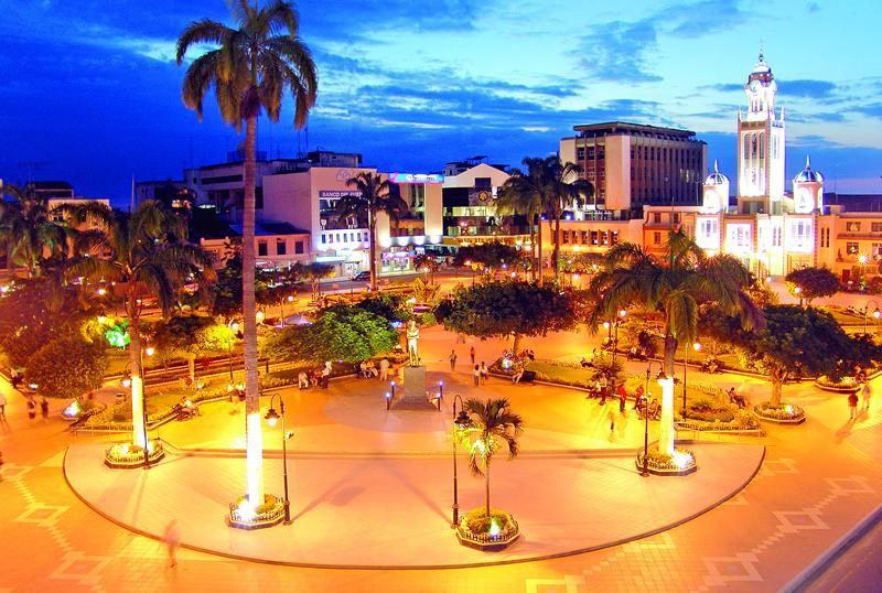 Parque de Machala