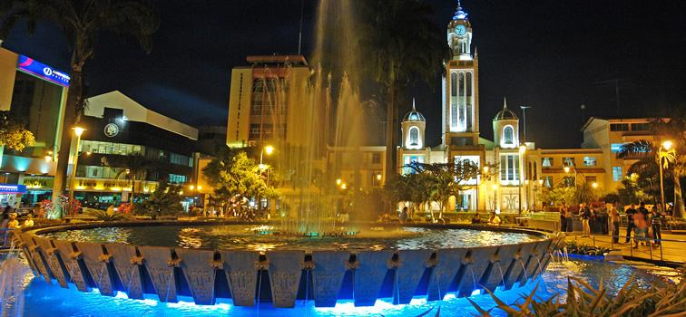 Machala, capital de El Oro