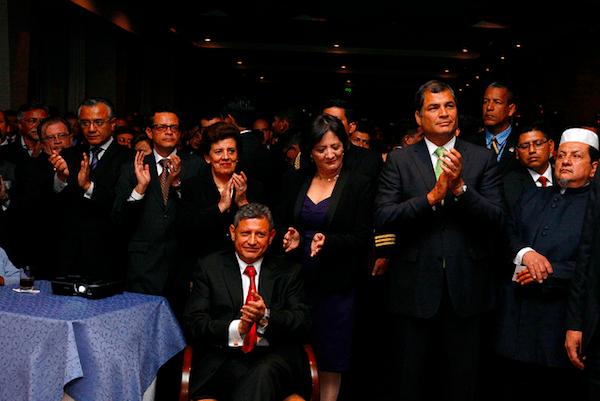 Pedro Delgado renunció al Banco Central