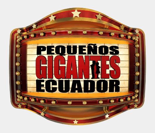 Ganadores de Pequeños Gigantes Ecuador