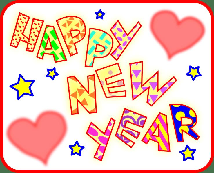 Postales Año Nuevo