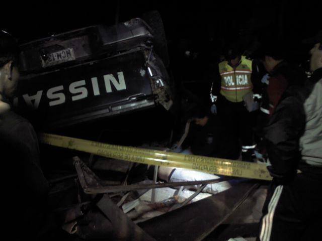 Accidente Cumbe Cuenca muertos