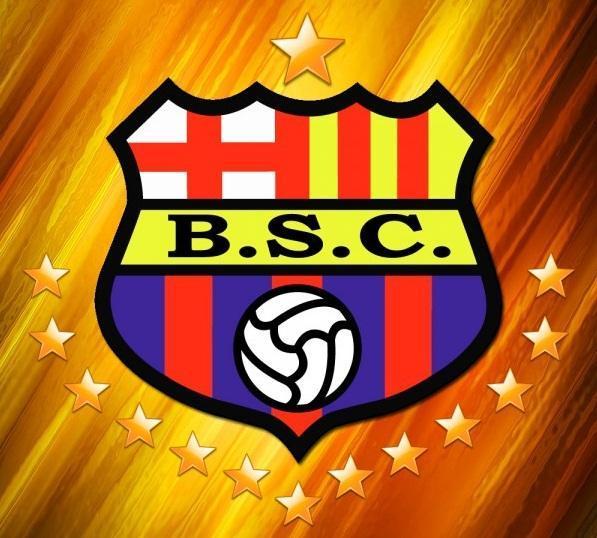 Barcelona S. C. escudo