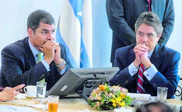 Encuesta Elecciones Ecuador 2013