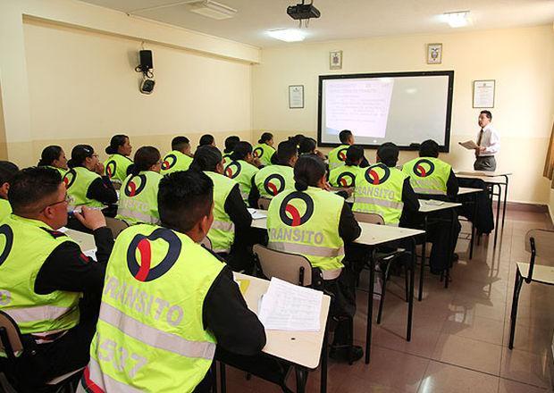 policia metropolitana reclutamiento inscripciones