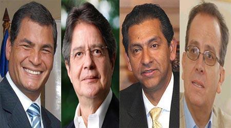 resultados exit poll elecciones presidenciales ecuador 2013
