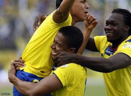 ecuador paraguay resultados goles