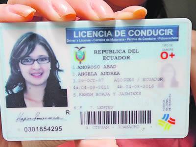 sacar licencia de conducir requisitos