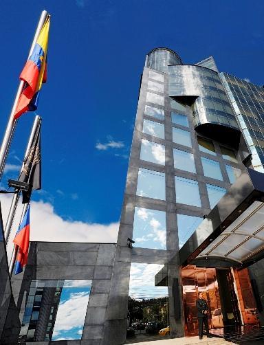 hoteles de ecuador