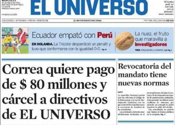 periodicos diarios del ecuador