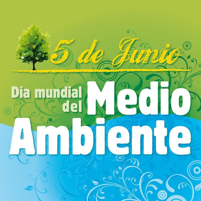 5 de junio dia del ambiente