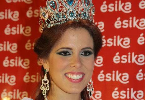 nueva reina de guayaquil gisella gomez