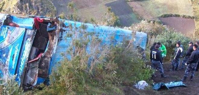 Accidente en Pujilí