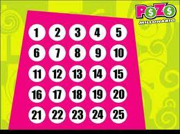 numeros ganadores resultados pozo millonario de 4 de mayo de 2014
