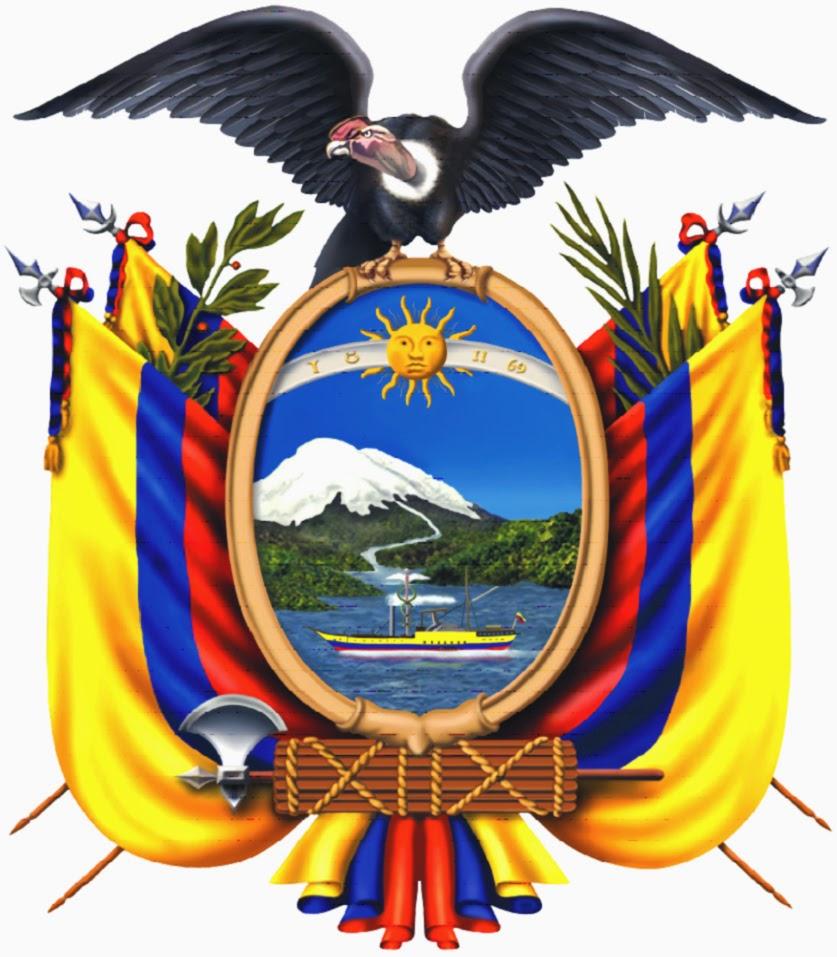 escudo ecuador ecuatoriano