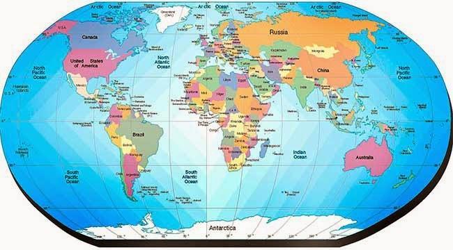 mapamundio con nombres