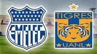 Tigres ganó a Emelec por 2 a 0