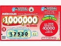 numeros ganadores lotería nacional sorteo 5798
