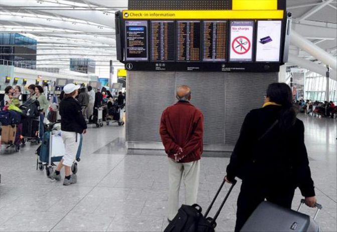cambio de vuelos aeropuerto quito 5 julio