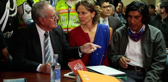 Niegan deportación de Manuela Picq