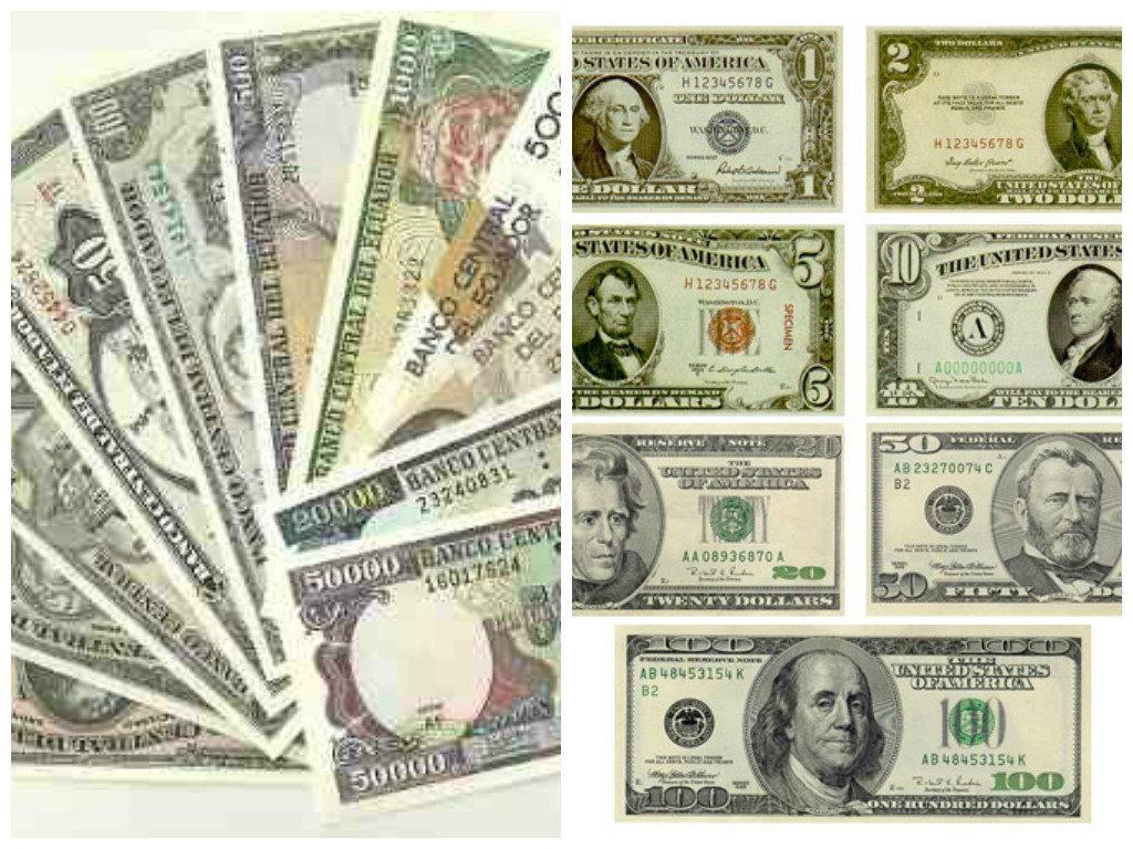 monedas de ecuador