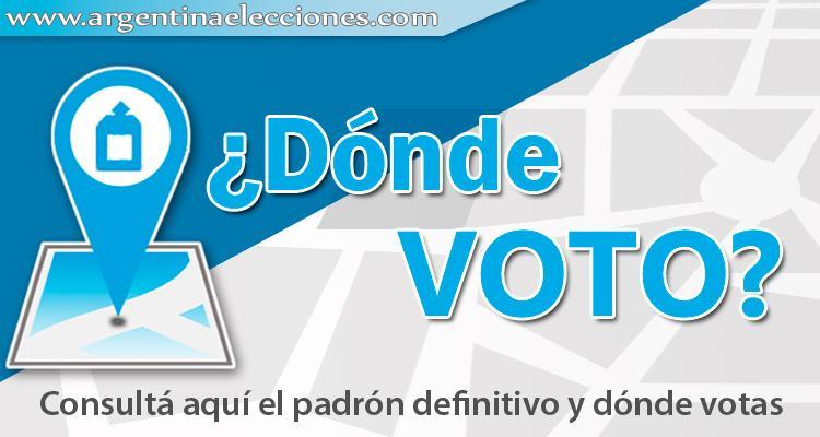donde votar elecciones ecuador
