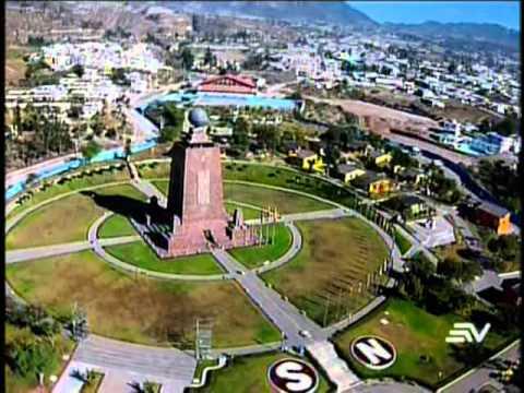 Ecuador desde el aire