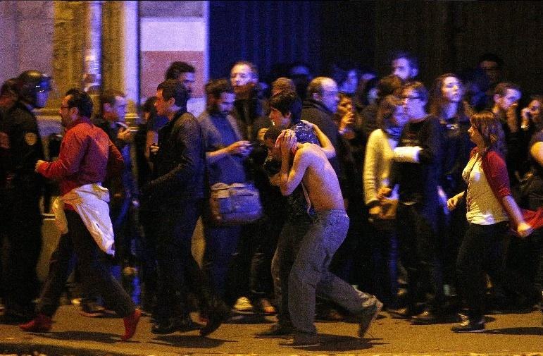 ataque terrorista paris