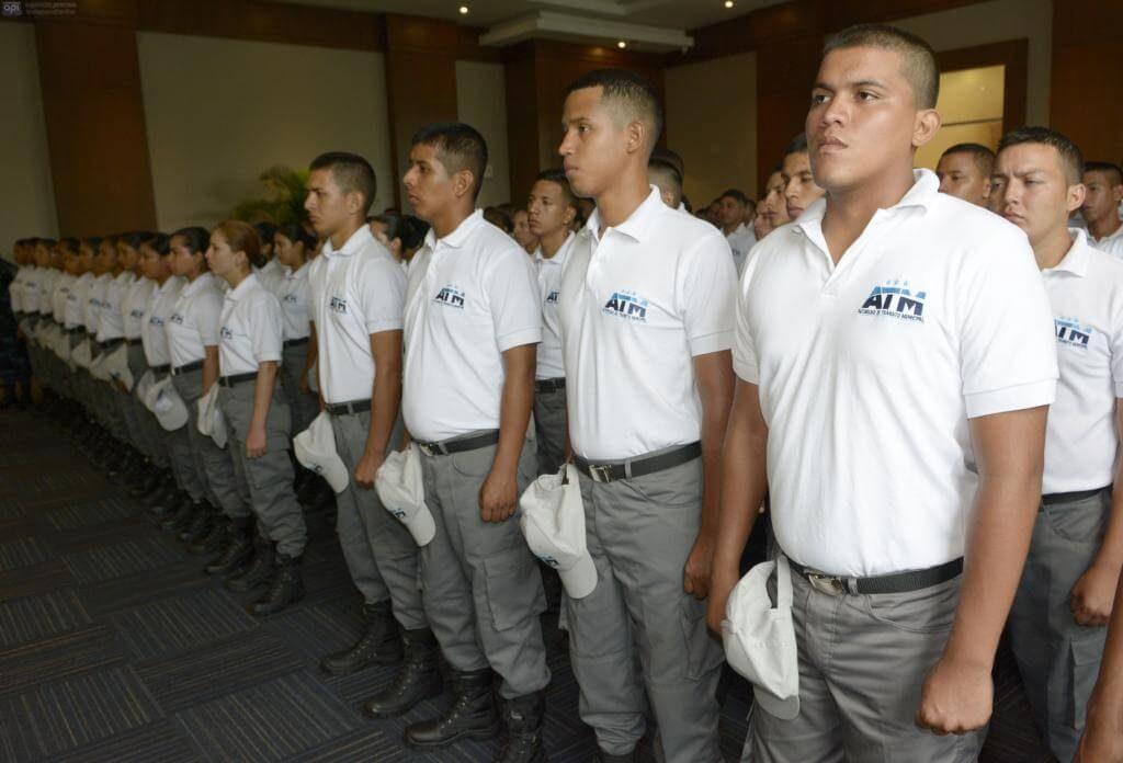 reclutamiento atm 2015