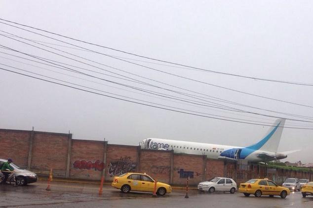 avion tame sale pista cuenca
