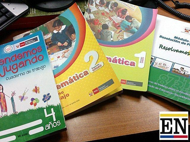 ministerio de educacion libros descargar