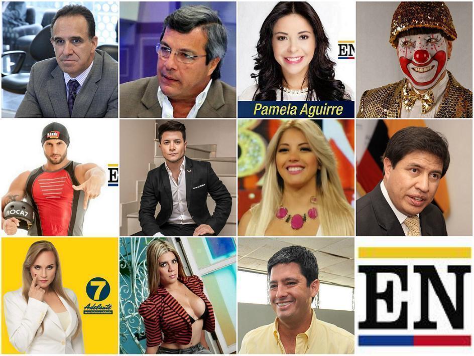 perdedores elecciones ecuador