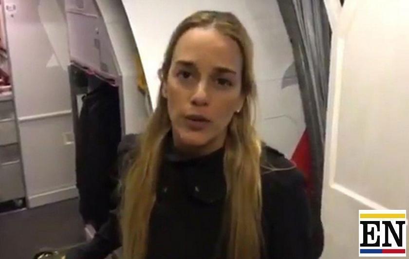 lilian tintori deportada ecuador