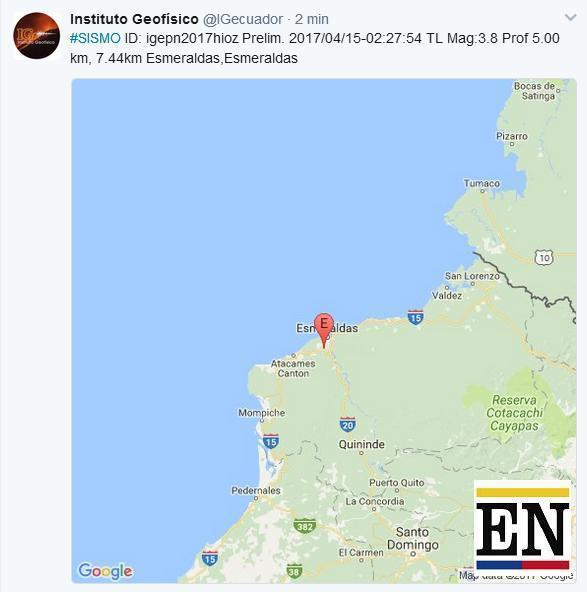 temblor esmeraldas 15 abril