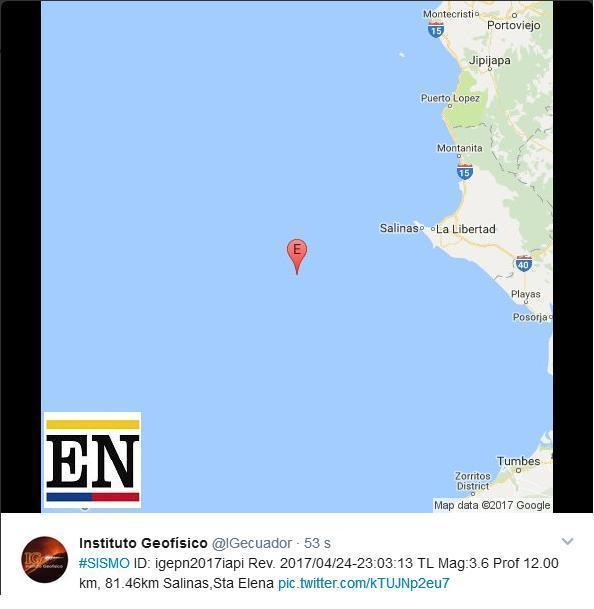 temblor salinas