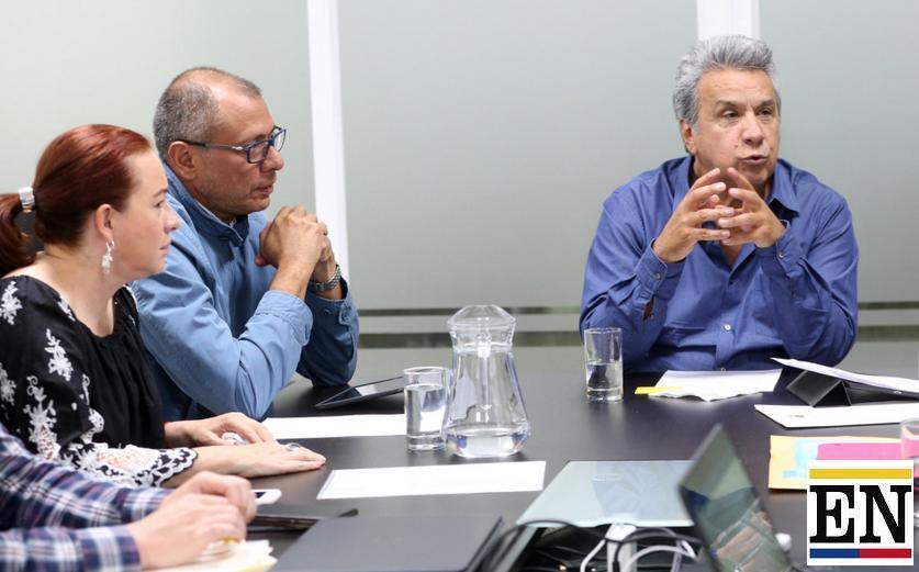 Gobierno de Lenin Moreno emite deuda por 2000 millones dolares