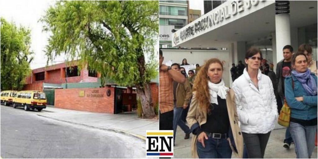 nuevo caso de abuso colegio la condamine