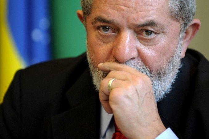 Luiz Inácio Lula da Silva condenado prision