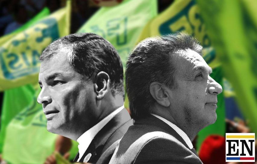 lenin moreno economia de Ecuador