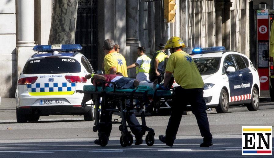 ecuatorianas heridas atentado barcelona