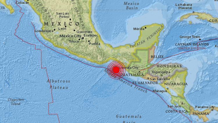 tsunami mexico