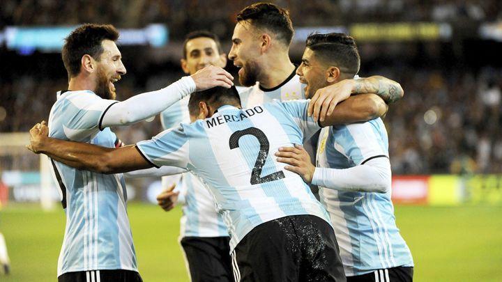 argentina vs ecuador live