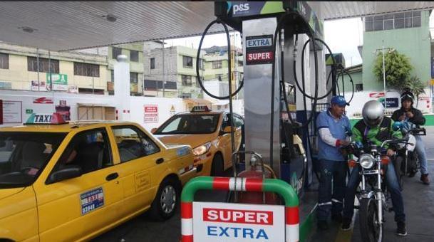 el gobierno sube el precio de la gasolina extra y ecopais