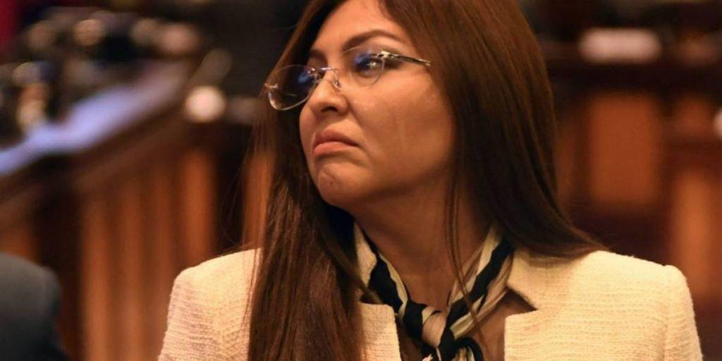 Sofía Espín tiene orden de prisión