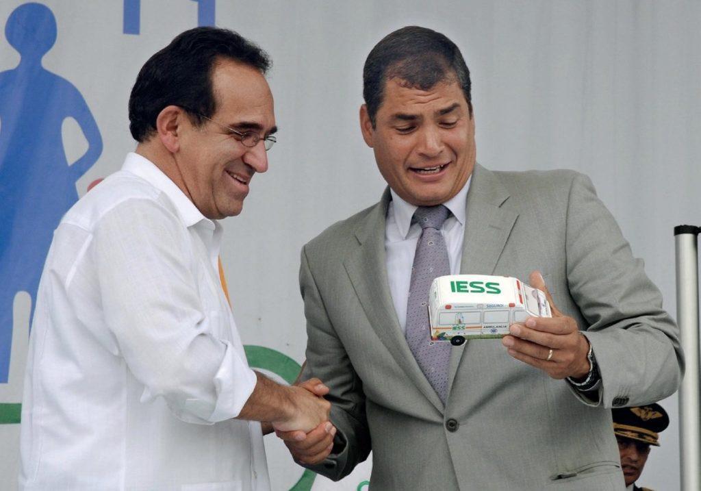 Ramiro González dice ser perseguido político
