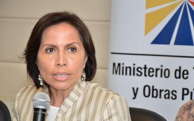 María de los Ángeles Duarte presa