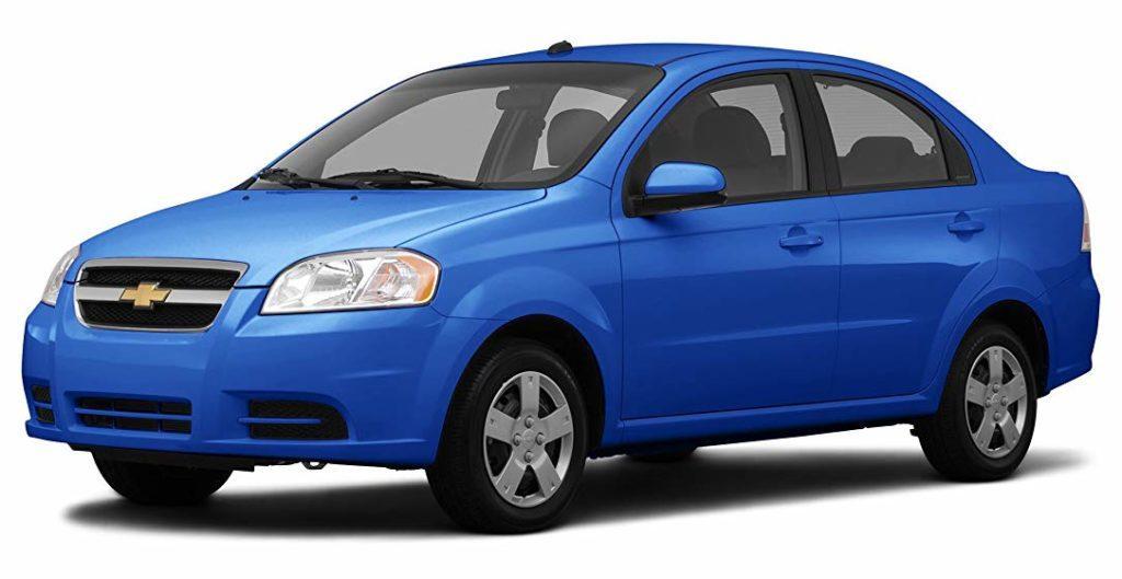 Chevrolet Aveo dejará de producirse en Ecuador