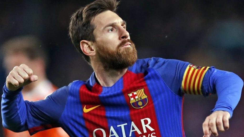 Lionel Messi el mejor pagado del mundo